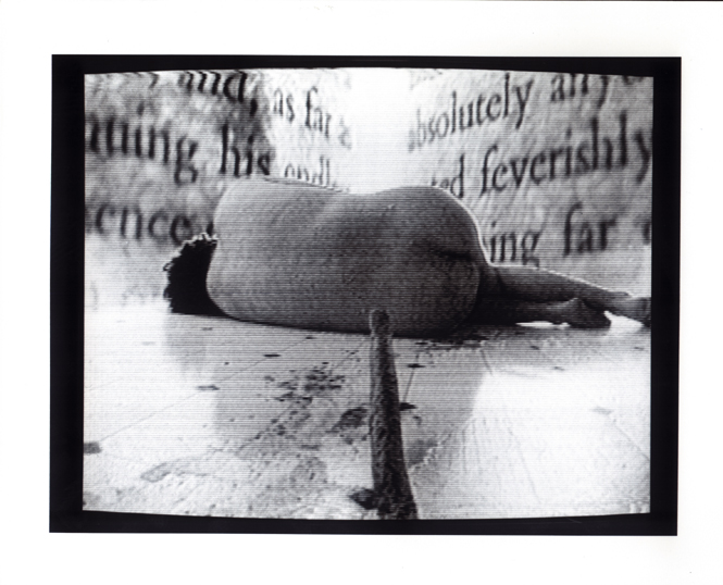Gary Hill, Incidence of Catastrophy, 1977/78
